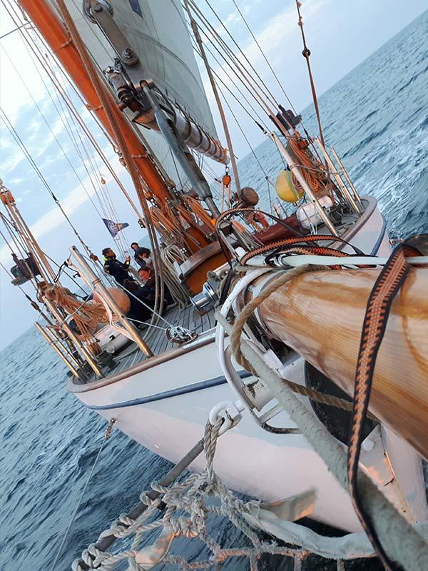 barre du bateau - Skeaf